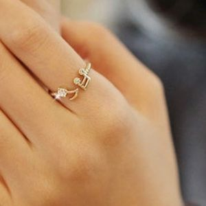Jewelry - Musical Note Ring